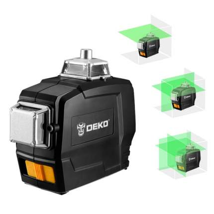 Лазерный нивелир DEKO DKLL12PG1