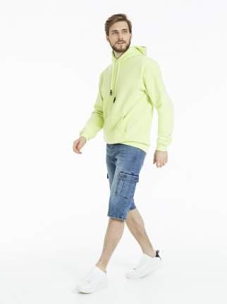 Джинсовые шорты мужские Velocity MSV019 синие 42/32