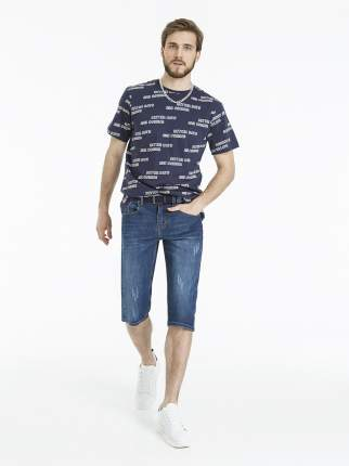 Джинсовые шорты мужские Velocity MSV020 синие 32/32