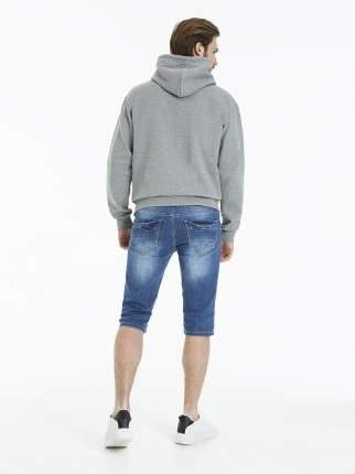 Джинсовые шорты мужские Velocity MSV021 синие 38/32