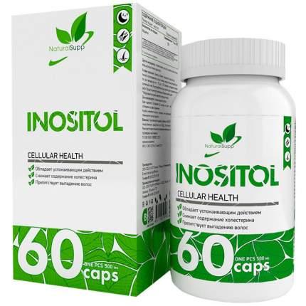 NaturalSupp Inositol 500 60 капсул
