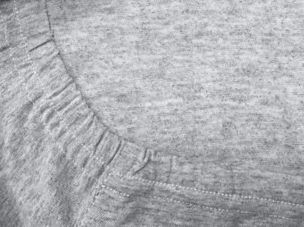 Простынь трикотаж на резинке Ol-tex 180х200 меланж