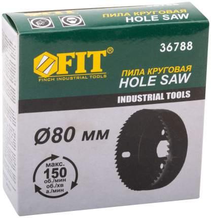 Пила круговая 80 мм FIT 36788