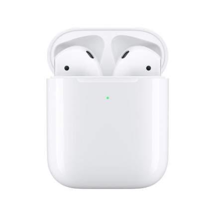 Беспроводные наушники Apple AirPods 2 с беспроводной зарядкой White (MRXJ2RU/A)