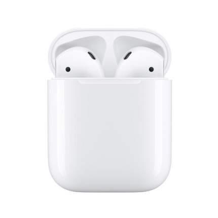 Беспроводные наушники Apple AirPods 2 без беспроводной зарядки White (MV7N2RU/A)