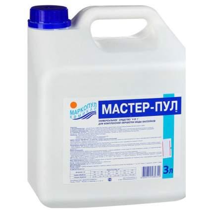 Дезинфицирующее средство для бассейна Маркопул Кемиклс Мастер-Пул М21 3,5 кг