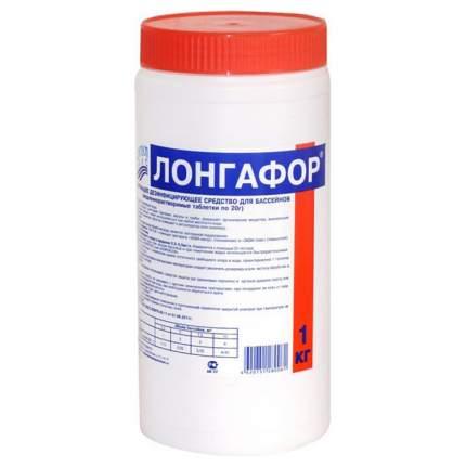 Дезинфицирующее средство для бассейна Маркопул Кемиклс Лонгафор М18 1 кг