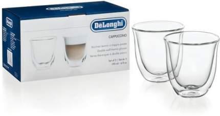 Набор чашек для капучино Delonghi Cappucino cups (2 pcs)