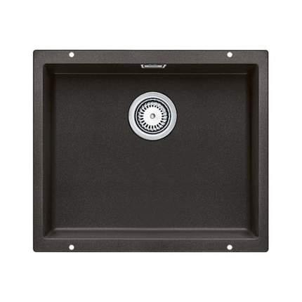 Мойка для кухни керамическая Blanco SUBLINE 375-U 516044 черный