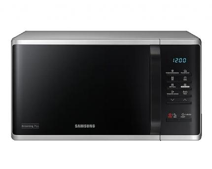 Микроволновая печь с грилем Samsung MG23K3513AS/BW silver