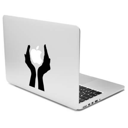 """Чехол для ноутбука 13"""" Case It Holding Hands черный"""
