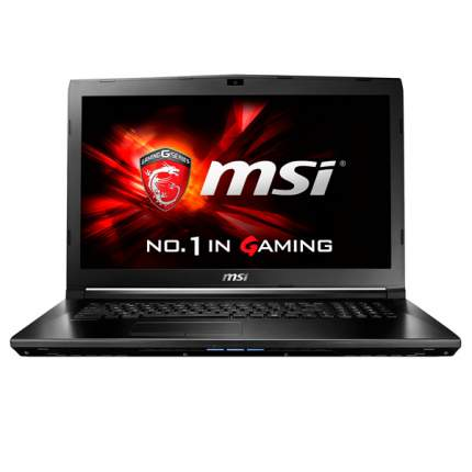 Ноутбук игровой MSI GL72 6QD-007XRU