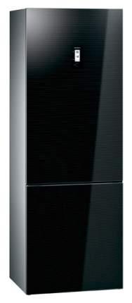 Холодильник Siemens KG49NSB21R Black/Silver