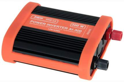 Автомобильный преобразователь напряжения InterStep 12В-220В 300Вт IS-CC-ADAP300AS-000B20