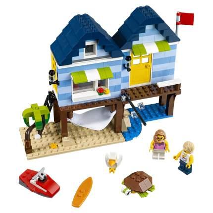 Конструктор LEGO Creator Отпуск у моря (31063)
