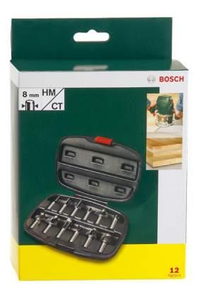 Фреза по дереву для фрезера Bosch 12 НМ 2607019466