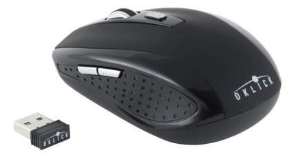 Беспроводная мышка OKLICK 455MW Black