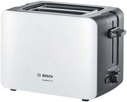 Тостер Bosch ComfortLine TAT6A111 White