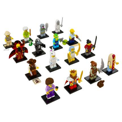 Конструктор LEGO Minifigures RU/50071008 (71008)