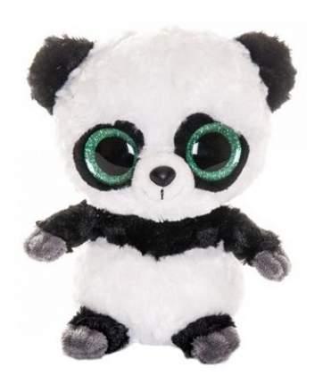 Мягкая игрушка Aurora Юху и его друзья 67-209 Юху Панда, 20 см блестящие глазки