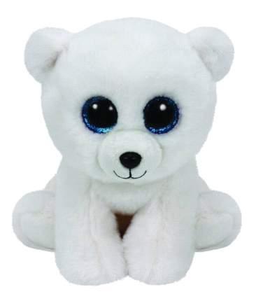 Мягкая игрушка TY Classic Мишка белый Arctic, 25 см