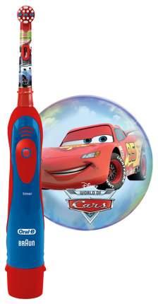 Электрическая зубная щетка Oral-B Oral-B Stages Power Cars Kids