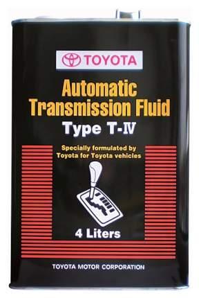 Жидкость АКПП Toyota 4л