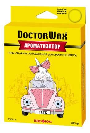 Автомобильный ароматизатор Doctor Wax парфюмерный DW0812