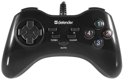 Геймпад Defender Game Master G2 Black (64258)