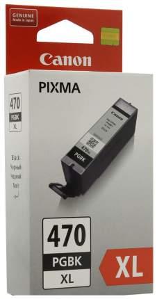 Картридж для струйного принтера Canon PGI-470XL PGBK (0321C001) черный, оригинал