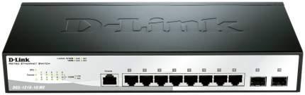 Коммутатор D-Link Metro Ethernet DGS-1210-10/ME/A1A Серый, черный