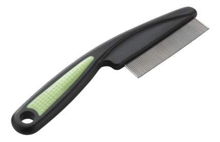 Расческа для кошек Ferplast металл, цвет зеленый, черный