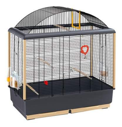 Клетка для птиц FERPLAST Palladio 5 черная 71х38х78см