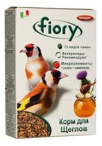 Основной корм FIORY для лесных птиц 350 г, 1 шт