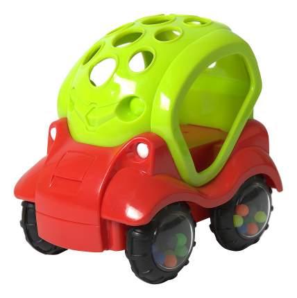 Машинка пластиковая Baby Trend Зелено-красная