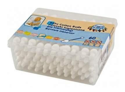 Ватные палочки детские Ватные Палочки Canpol Babies 56 Шт, (Коробка)