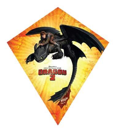 Змей воздушный От винта! Как приручить дракона 2 оранжевый