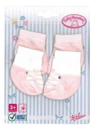 Носочки для Baby Annabell Zapf Creation