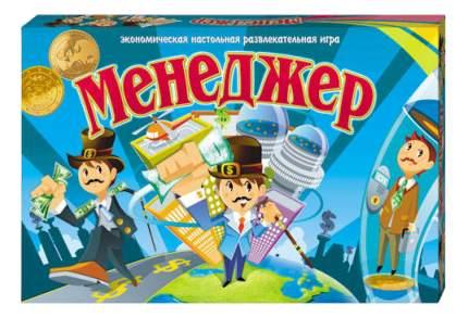 Семейная настольная игра Лапландия Менеджер 97823