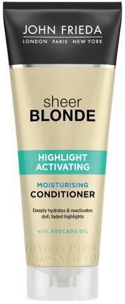 Кондиционер для волос John Freida Sheer Blonde Highlight Moisture 250 мл