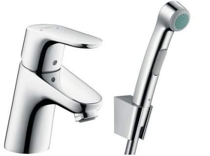 Смеситель с гигиеническим душем Hansgrohe Focus-E2 31926000 хром