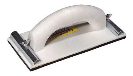 Терка Stayer для шлифования с металлическим фиксатором, 105x230мм