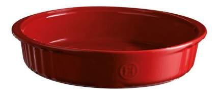 Форма для выпечки Emile Henry, 24,5 см, гранат, 346280