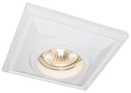 Встраиваемый светильник Arte Lamp Cratere A5304PL-1WH