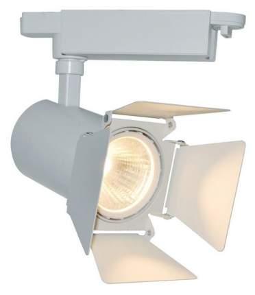 Трековый светодиодный светильник Arte Lamp Track Lights A6720PL-1WH