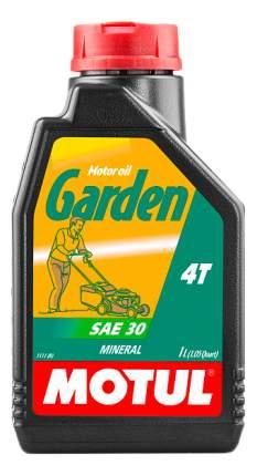 Для четырехтактных двигателей MOTUL Garden 4T SAE 30 102787