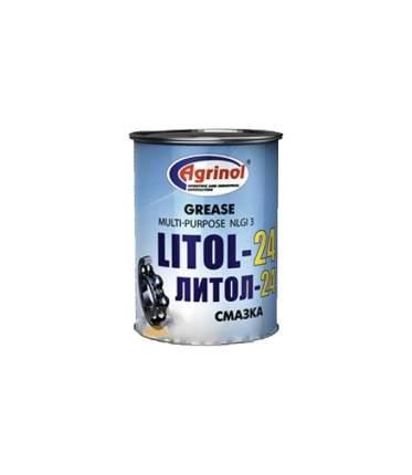 Специальная смазка для автомобиля WEGO Литол-24 2.5 кг
