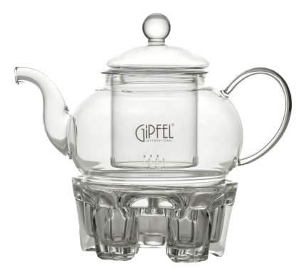 Чайник для плиты GIPFEL 7090 Прозрачный