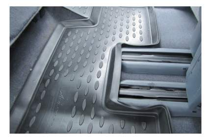 Комплект ковриков в салон автомобиля Autofamily для Honda (NLC.18.20.210k)