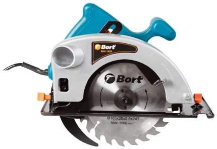 Сетевая циркулярная пила Bort BHK185N 91271020